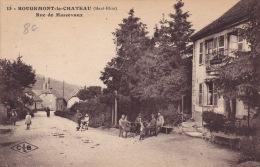 ROUGEMONT LE CHATEAU - Rue De Massevaux - France