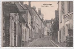 COURTENAY Rue Eugène Piron - E. BRUN - Courtenay
