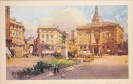 Italy Milano Piazza Cordusio