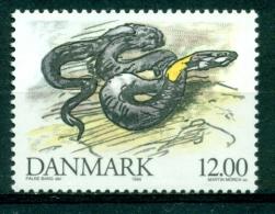 Danemark / Danmark / Denmark (hors Série: Serpent ) Yt. 1089/93 - Mnh*** - Snakes