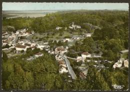 BURY Vue Aérienne De Château Vert Et Lombardie (Combier) Oise (60) - Otros Municipios