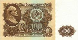 Russia 100 Rublis  1961  Pick 235 UNC - Russie