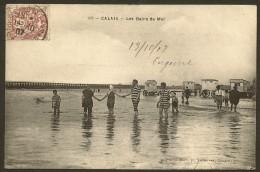 CALAIS Rare Les Bains De Mer (Lefebvre) Pas De Calais (62) - Calais