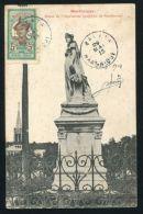 MARTINIQUE FRENCH WEST INDIES RARE POSTMARK BALATA 1913 - Martinique (1886-1947)