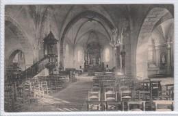 SULLY  SUR LOIRE - Int. église St Germain - Sully Sur Loire
