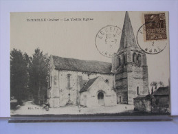 36 - ECUEILLE - LA VIEILLE EGLISE - Otros Municipios