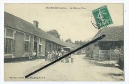 CPA - Mèzerolles - Le Débit De Tabac - France