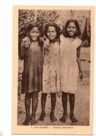 C P A-C P S M---OCEANIE--KIRIBATI---ILES   GILBERT---fillettes Gilbertines--voir 2 Scans - Kiribati