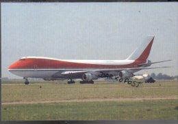 Boeing B747-124F EL AL Airways Avion Aircraft B 747 Aviation Airplanes B-747 - 1946-....: Era Moderna