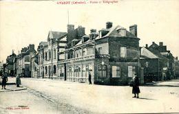 N°5748A -cpa Livarot -postes Et Télégraphes- - Postal Services