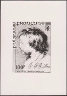 Polynésie Française 1977 Y&T PA 129. Épreuve-photo. 400ième Anniversaire De La Naissance De Rubens. Albert - Rubens