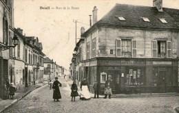 DEUIL - Rue De La Barre - - Deuil La Barre