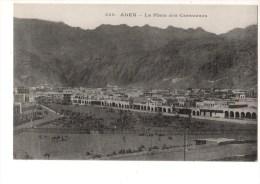 ASIE----YEMEN---ADEN---la Place Des Caravanes---voir 2 Scans - Yemen