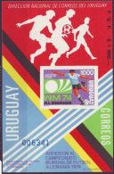 URUGUAY - OLYMPICS - FOOTBALL  CHAMPIONS  - **MNH - 1974 - RARE - Coppa Del Mondo