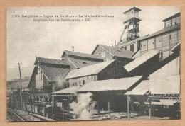 1073. Dauphiné - Ligne De La Mure - La Motte-d'Aveillans - Exploitation De L'anthracite -- MINE - CHARBON - ANTHRACITE - Frankreich