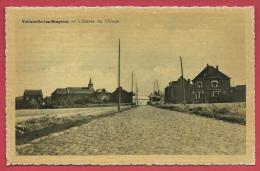 Vellereille-lez-Brayeux - L´Entrée Du Village  ( Voir Verso ) - Estinnes