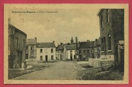 Vellereille-lez-Brayeux - Place Communale  ( Voir Verso ) - Estinnes