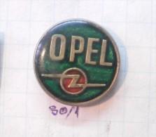 OPEL (Serbia) Yugoslavia / Auto Car LOGO Pin RRR - Opel