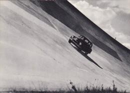 CPSM 91 @ Autodrome De Linas - Montlhéry @ Auto ARONDE SIMCA 1954 - Record - Montlhery