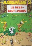 """MARSUPILAMI  """" LE BEBE DU BOUT DU MONDE """" ( FRANQUIN / BATEM / GREG ) - MARSU PRODUCTIONS - Marsupilami"""