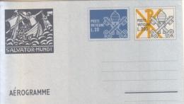 Vatican - Aérogramme - Poste Aérienne