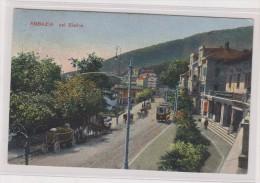 CROATIA OPATIJA ABBAZIA Nice Postcard - Kroatië