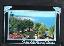 P1017 Saluti Dalla Riviera Adriatica - MULTIPLA - ED. GROSS - Italie