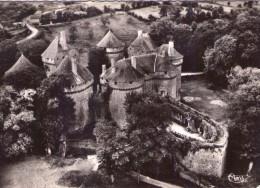 Lassay-les-Châteaux.. Le Château De Lassay.. Vue Sur La Barbacane - Lassay Les Chateaux