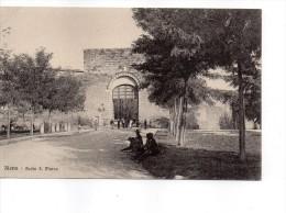 TOSCANA-SIENA-SIENA VEDUTA PORTA S.MARCO ANIMATA - Italia