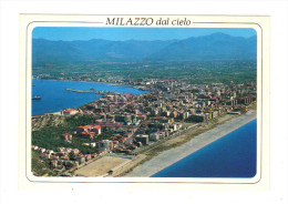 Italie: Milazzo, Panorama (15-1256) - Italia