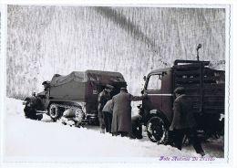 IRPINIA INVERNO 1956  - FOTO  DI NARDO ( AVELLINO ) - SALZA IRPINA - MONTEMARANO - Places