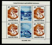 Ungarn Block 99 A ** - Neufs