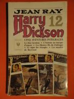 Harry Dickson N°12 Jean Ray   Marabout   Bon état - Fantastici