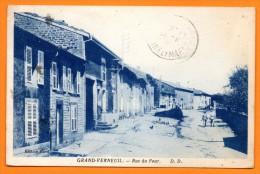 55. Grand - Verneuil. Rue Du Four .  1939 - Sonstige Gemeinden