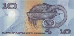 PAPUA NEW GUINEA P. 26b 10 K 2002 UNC - Papua New Guinea