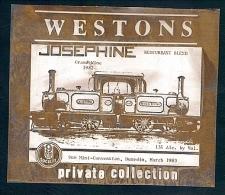 Josephine Wine Label 1981 - Etiquettes