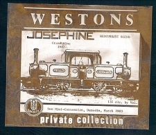 Josephine Wine Label 1981 - Unclassified