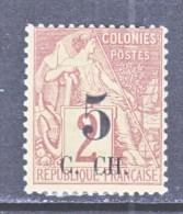 COCHIN  CHINA    2   * - Cochin China (1886-1887)