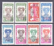 GABON  112-19    * - Gabon (1886-1936)