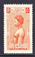 GABON   J 28    * - Gabon (1886-1936)