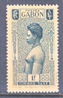 GABON   J 31    * - Gabon (1886-1936)