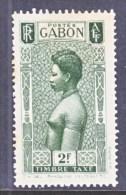 GABON   J 32    * - Gabon (1886-1936)