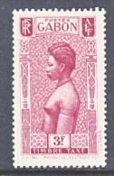 GABON   J 33     * - Gabon (1886-1936)