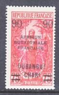 UBANGI-SHARI  77  * - Ubangui (1915-1936)
