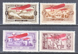 GRAN LIBAN  C 13-16  * - Great Lebanon (1924-1945)
