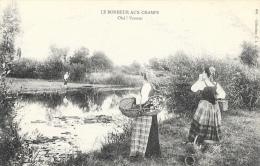 Le Bonheur Aux Champs - Ohé! Passeur - Collection G.I.D. De Nantes - Carte Non Circulée - Agriculture