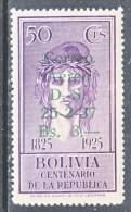 BOLIVIA   C 59    ** - Bolivia