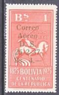 BOLIVIA   C 60    ** - Bolivia