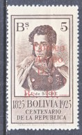 BOLIVIA   C 62    ** - Bolivia