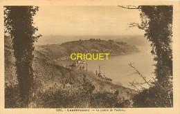 Cpa 29 Landévennec, La Pointe De Penform, Navires De Guerre Amarrés, Cliché Peu Courant - Landévennec